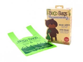 Beco Bags with Handle 120pk